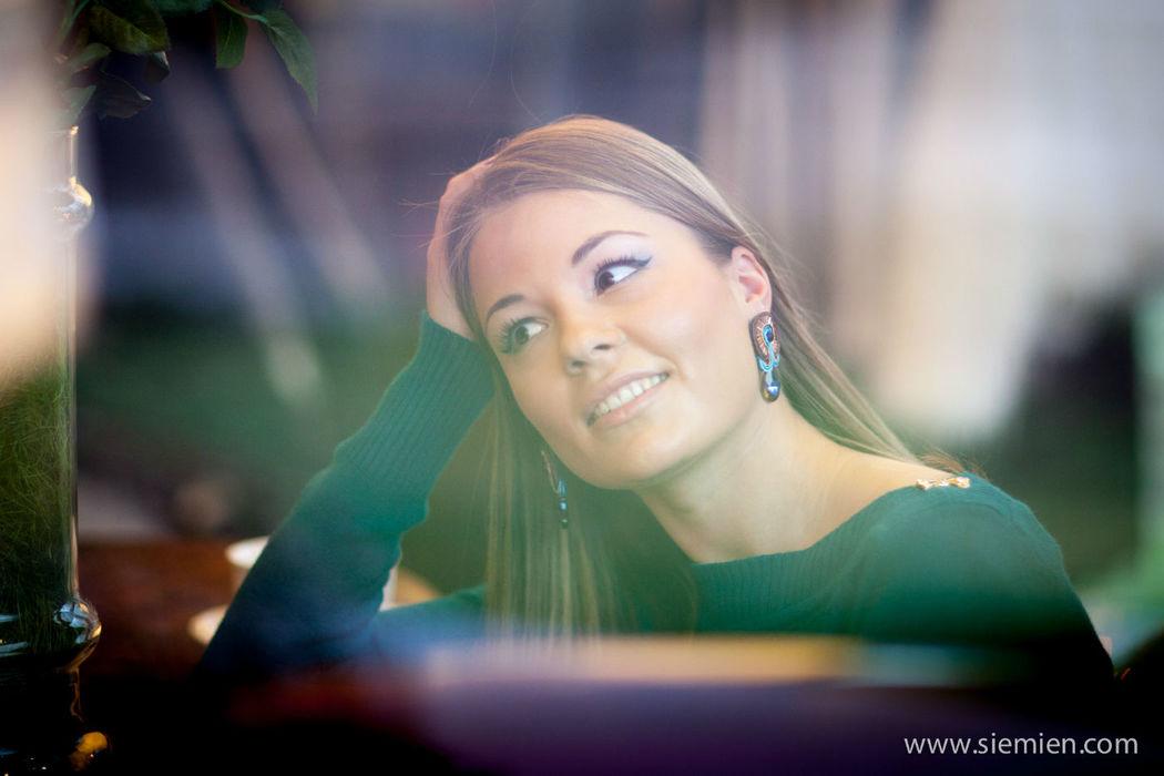 foto: Igor Siemieniuk modelka: Ilona Borkiewicz