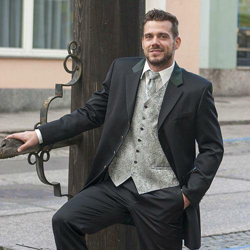 Beispiel: Herrenmode, Foto: Schöffmann Mode.
