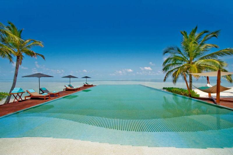 Paradies unter Palmen, LUX*Maldives