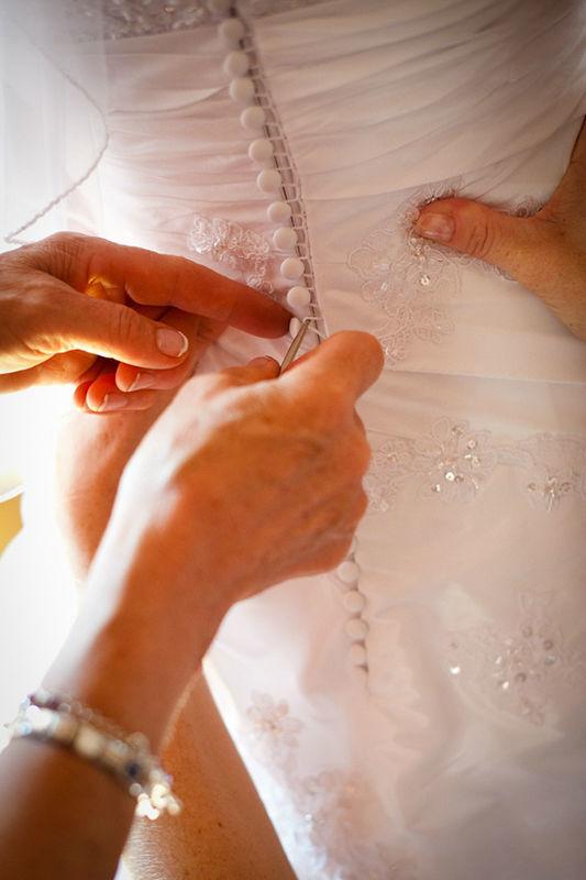 Beispiel: Unterstützung bei den Hochzeitsvorbereitungen, Foto: Sag doch ja.