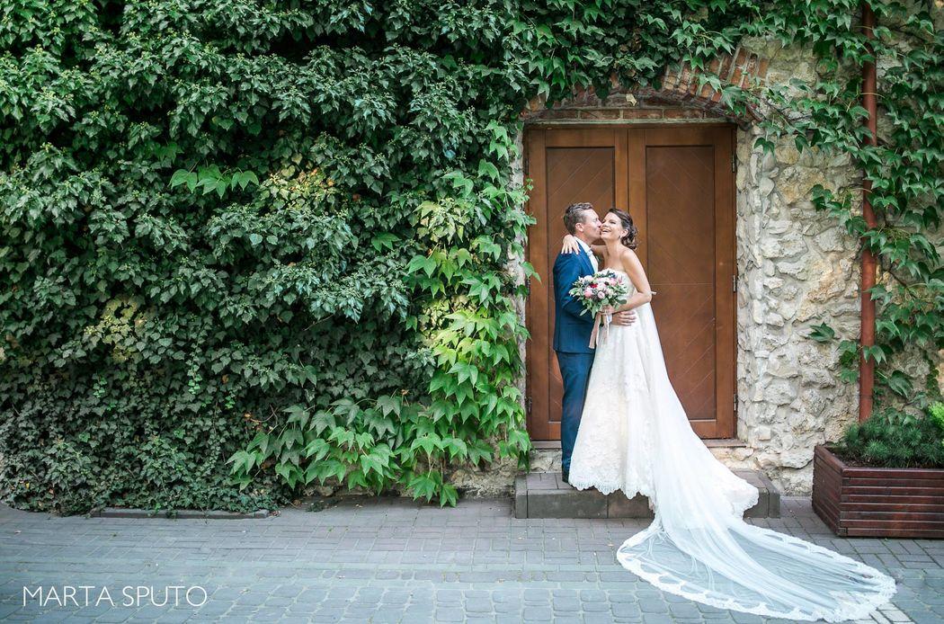 Magdalena & Mårten | Ślub w Krakowie