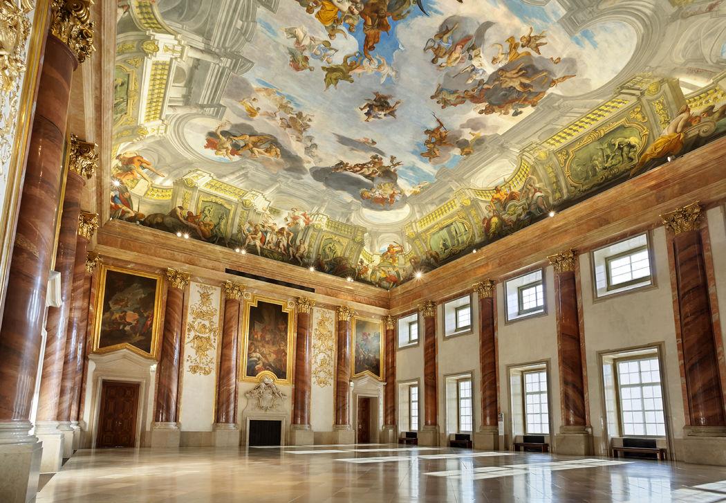 Beispiel: Herkulessaal, Foto: Palais Liechtenstein GmbH/ Fotomanufaktur Grünwald