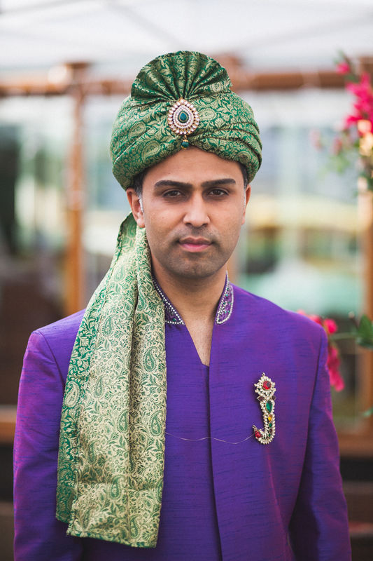 Ceremonia indú, Londres.