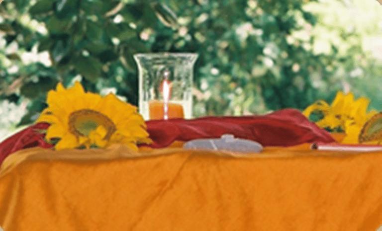 Beispiel: Ihre Individuelle Trauungszeremonie, Foto: Uta Ungerer.