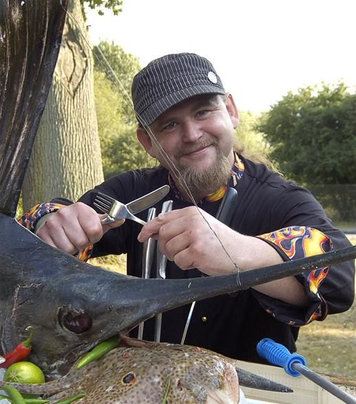 Thammy und der Segelfisch
