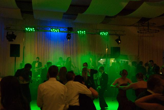 Beispiel: Auftritt, Foto: Die Partywerker.