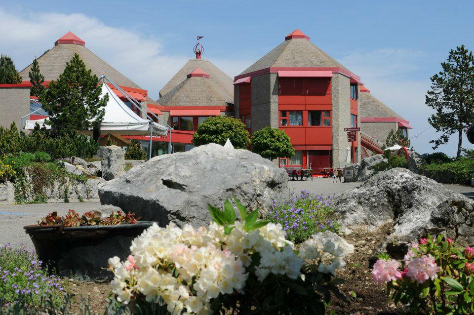 Beispiel: Außenansicht, Foto: Hotel Twannberg.