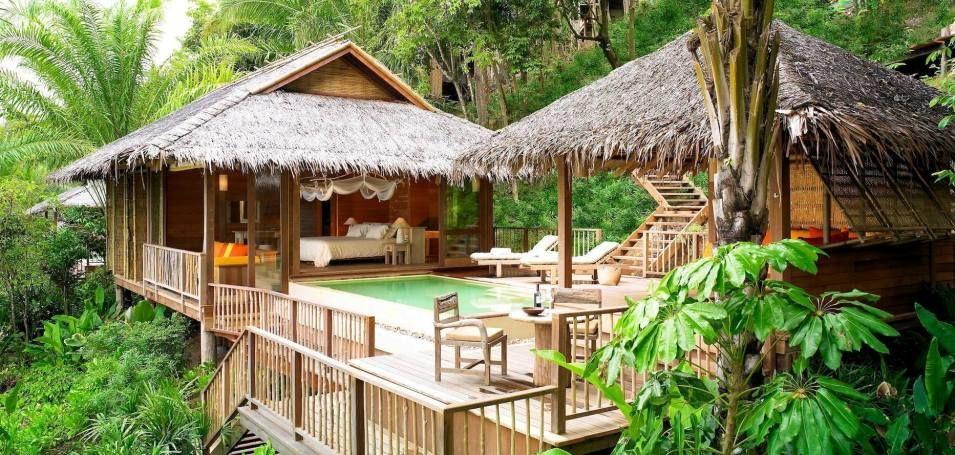 Tropisches Paradies, Thailand - Six Senses Yao Noi