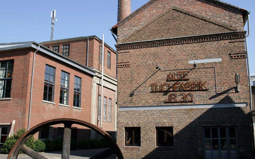 Beispiel: Außenansicht, Foto: Alte Tuchfabrik.