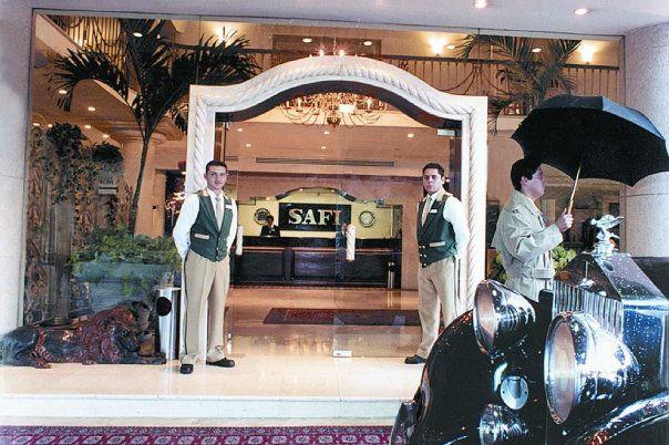 Hotel Safi Towers en Monterrey, Nuevo León