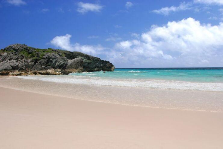 Bermuda  -  Pink Beach -