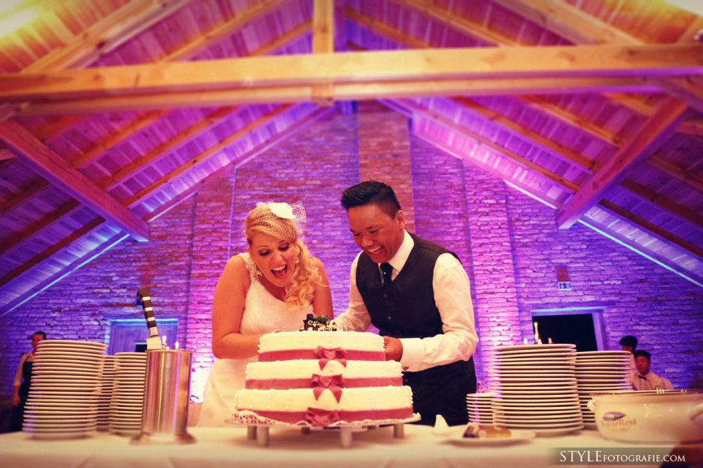 Beispiel: Hochzeitsreportage, Foto: Stylefotografie.