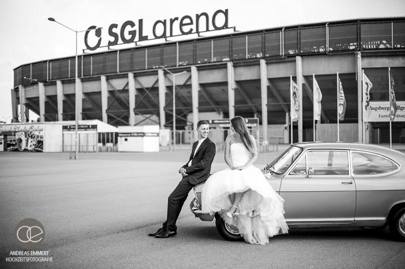 Beispiel: Persönliche Hochzeitsfotos, Foto: Hochzeitsfotografie Andreas Emmert.