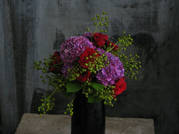 Beispiel: Einzigartige Sträuße, Foto: Blumen Kamm.