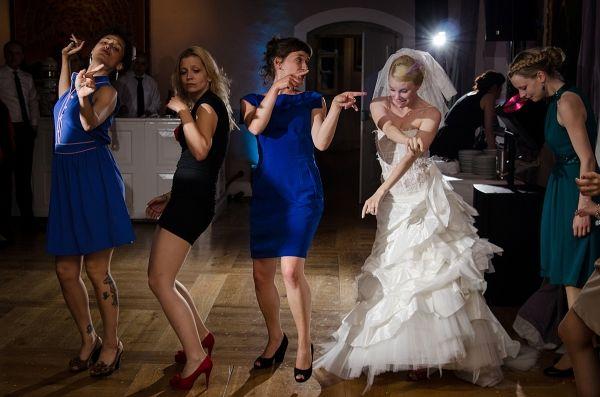 Beispiel: Spaßbilder von Ihrer Hochzeit, Foto: asa400.