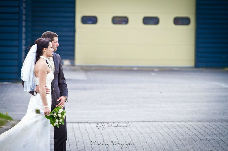 Beispiel: Paar-Shooting, Foto: Ralf Dombrowski Wedding Photographer.