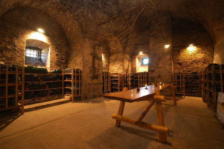 Beispiel: Weinkeller, Foto: Schloss Seggau.