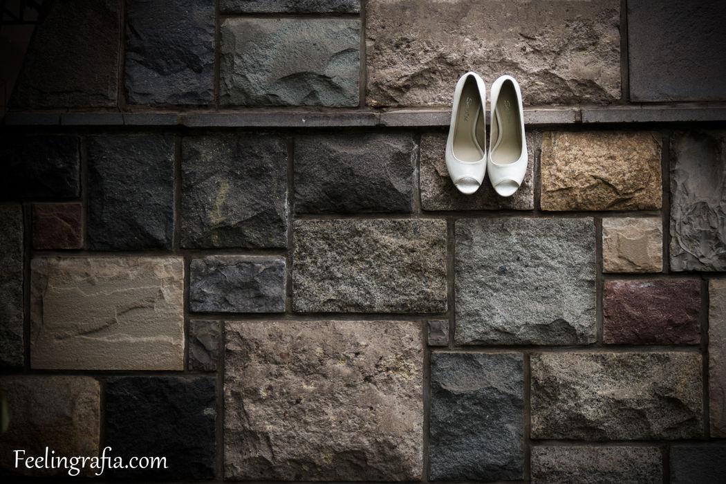 Recordar los zapatos con los que diste ese gran paso
