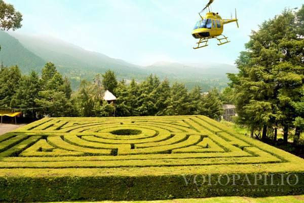 Volo Papilio, empresa de experiencias románticas en el DF