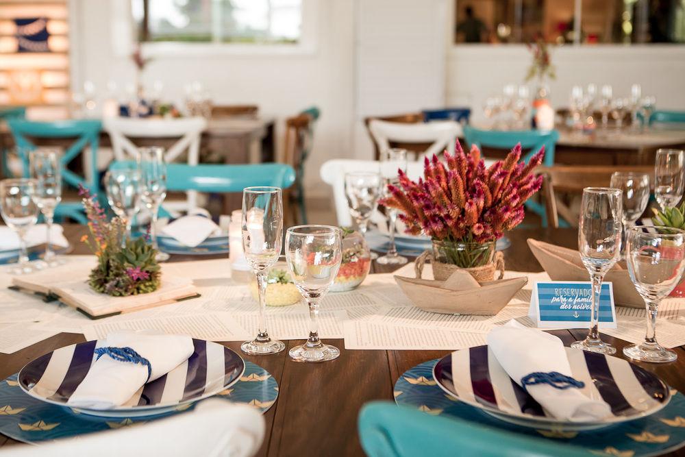 Que mesa mais lindaaaa e cheia de significados