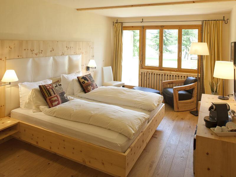 Beispiel: Hotelzimmer, Foto: Hotel LA VAL.