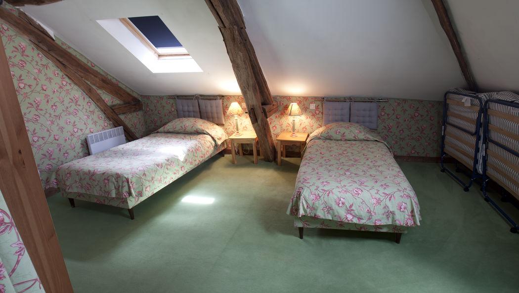 Gîte Little  5 chambres Chambre verte