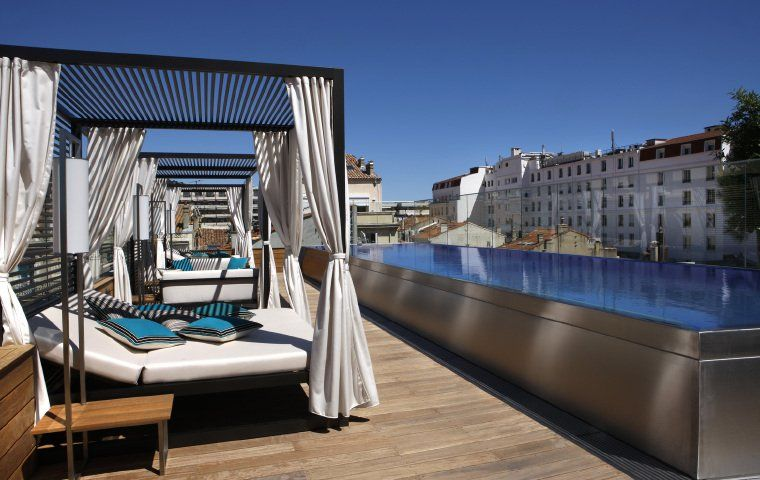 Beispiel: Hotels mit SPA, Foto: Escapio.