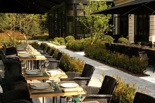 Brasserie Le Jardin - Domaine Les Crayères