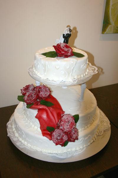 Beispiel: Ihre persönliche Torte, Foto: conditoria.