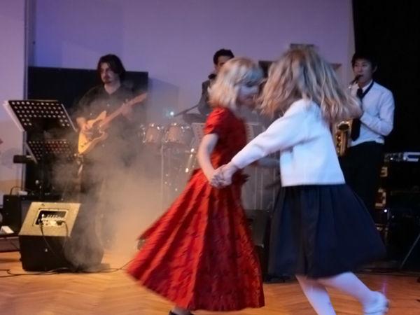 Beispiel: Bühne, Foto: MartyC Entertainment.