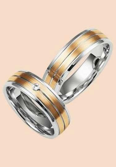 Beispiel: Ringe von bekannten Markenherstellern, Foto: Juwelier Schneider.