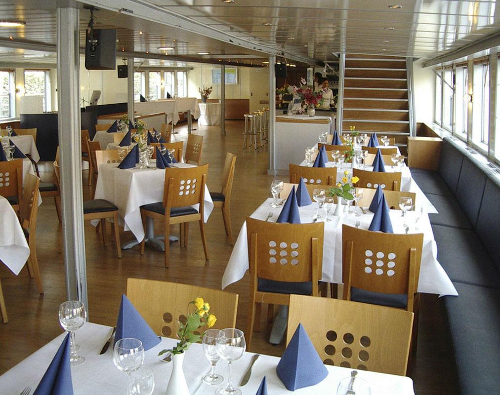 Beispiel: Schiff Oceana - Hauptdeck, Foto: Hal över.