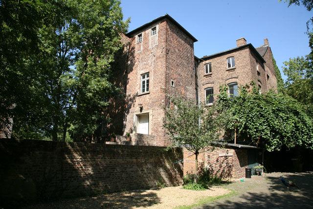 Beispiel: Außenansicht, Foto: Wasserburg Geretzhoven.