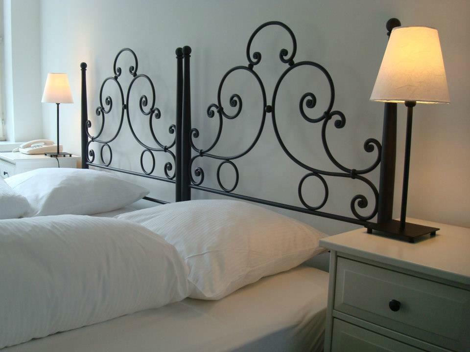 Beispiel: Hotelzimmer, Foto: Hotel Hirschen.
