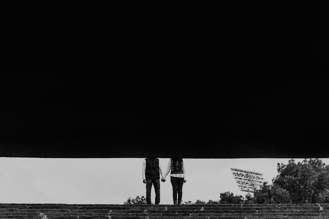 Magui y Gil ...Documentando sueños