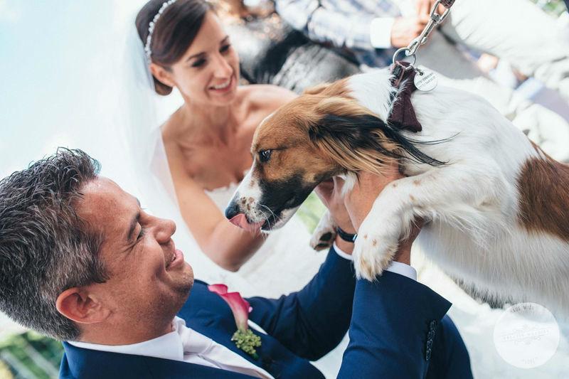 Beispiel: Natürliche Hochzeitsfotos, Foto: Kreativ Wedding.