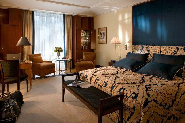 Beispiel: Hotelzimmer, Foto: Hotel Adlon Kempinski.