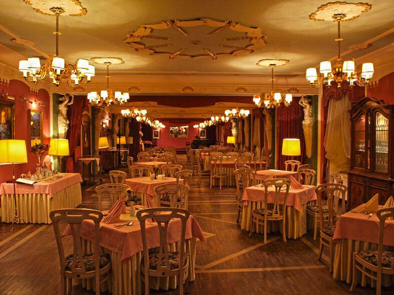 Restauracja wiedeńska Jutrzenka