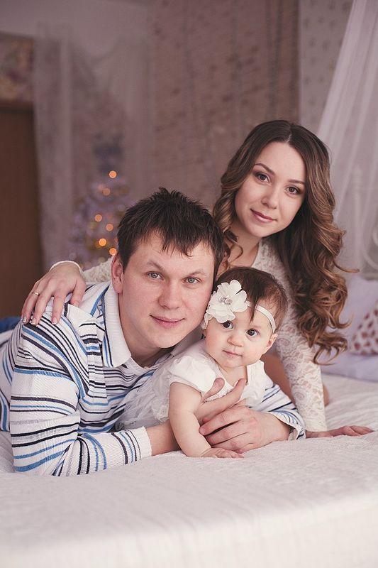 макияж и причёска для Юлии Гурьяновой фотограф Ольга Галянт