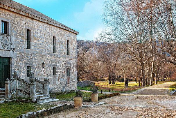 Palacio de la Fresneda