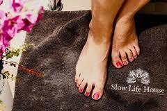 Tratamiento relajante pies
