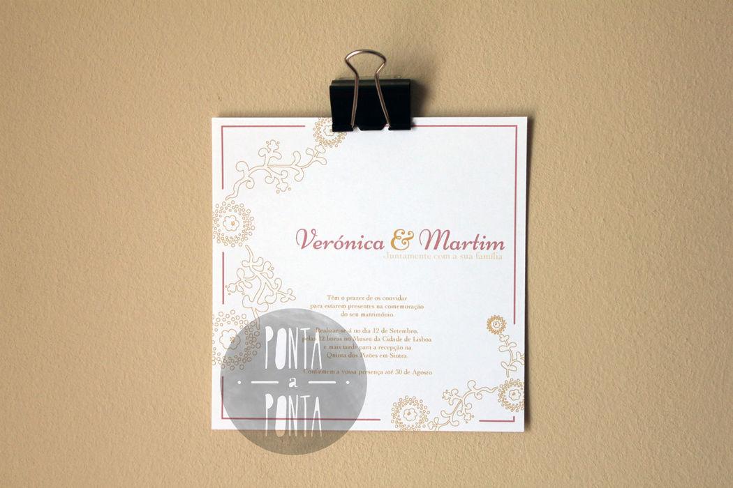 Convite Ve&M (1/2)   1 lado   quadrado