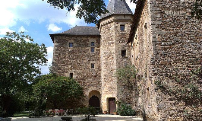 Chateau de Chanzé