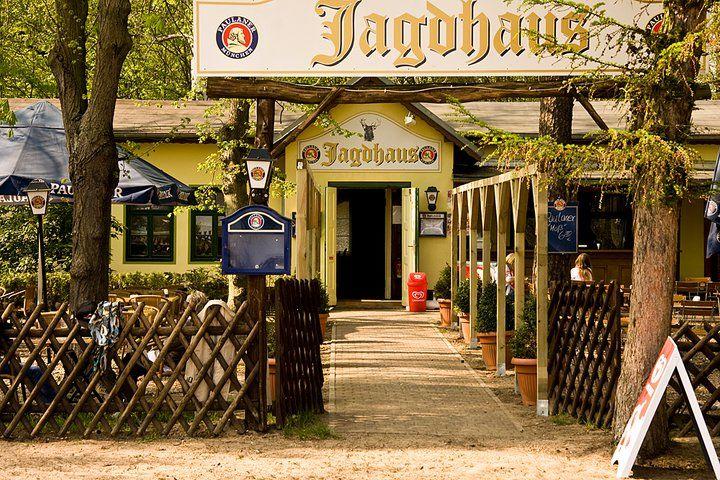 Beispiel: Ihre Hochzeitslocation, Foto: Jagdhaus Spandau.