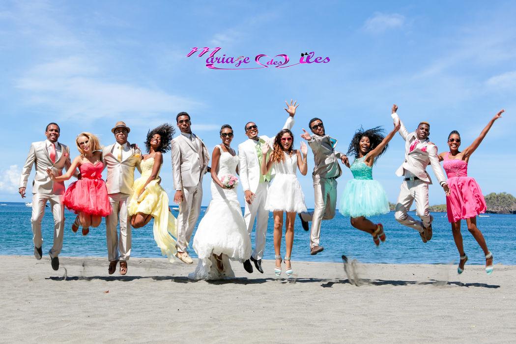 Mariage des Iles