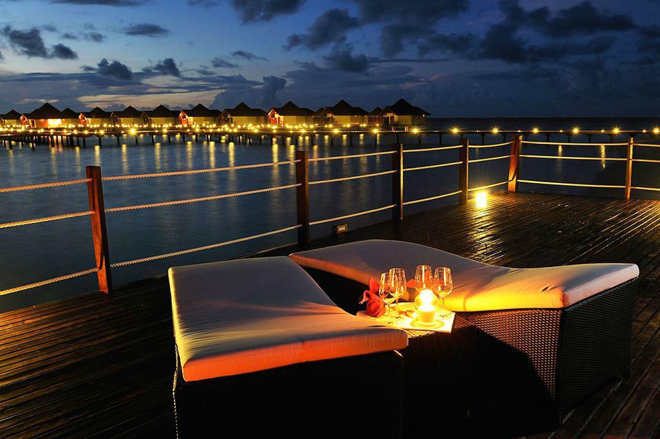 Beispiel: Candlelight-Dinner, Foto: TUI.