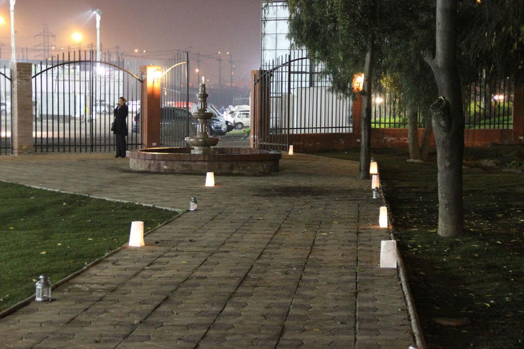 Centro de Eventos Don Óscar.