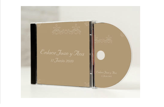 CD O DVD