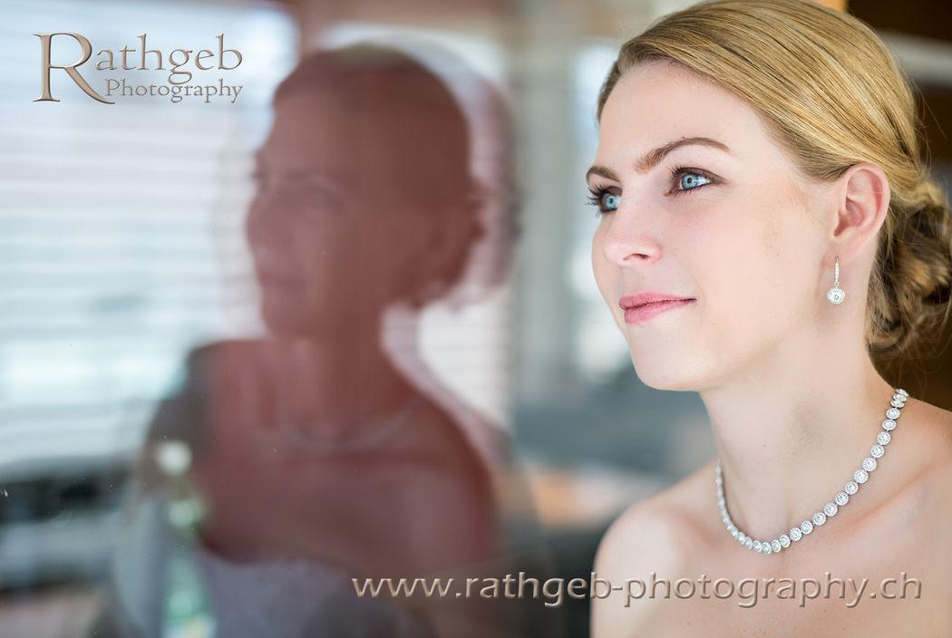 Die hübsche Braut