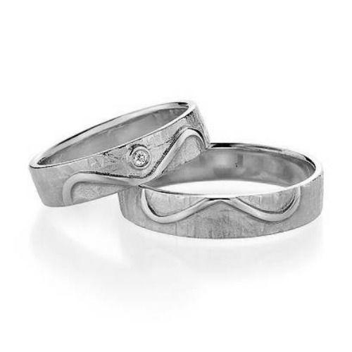 Beispiel: Trauringe, Foto: Ring-für-Ring.